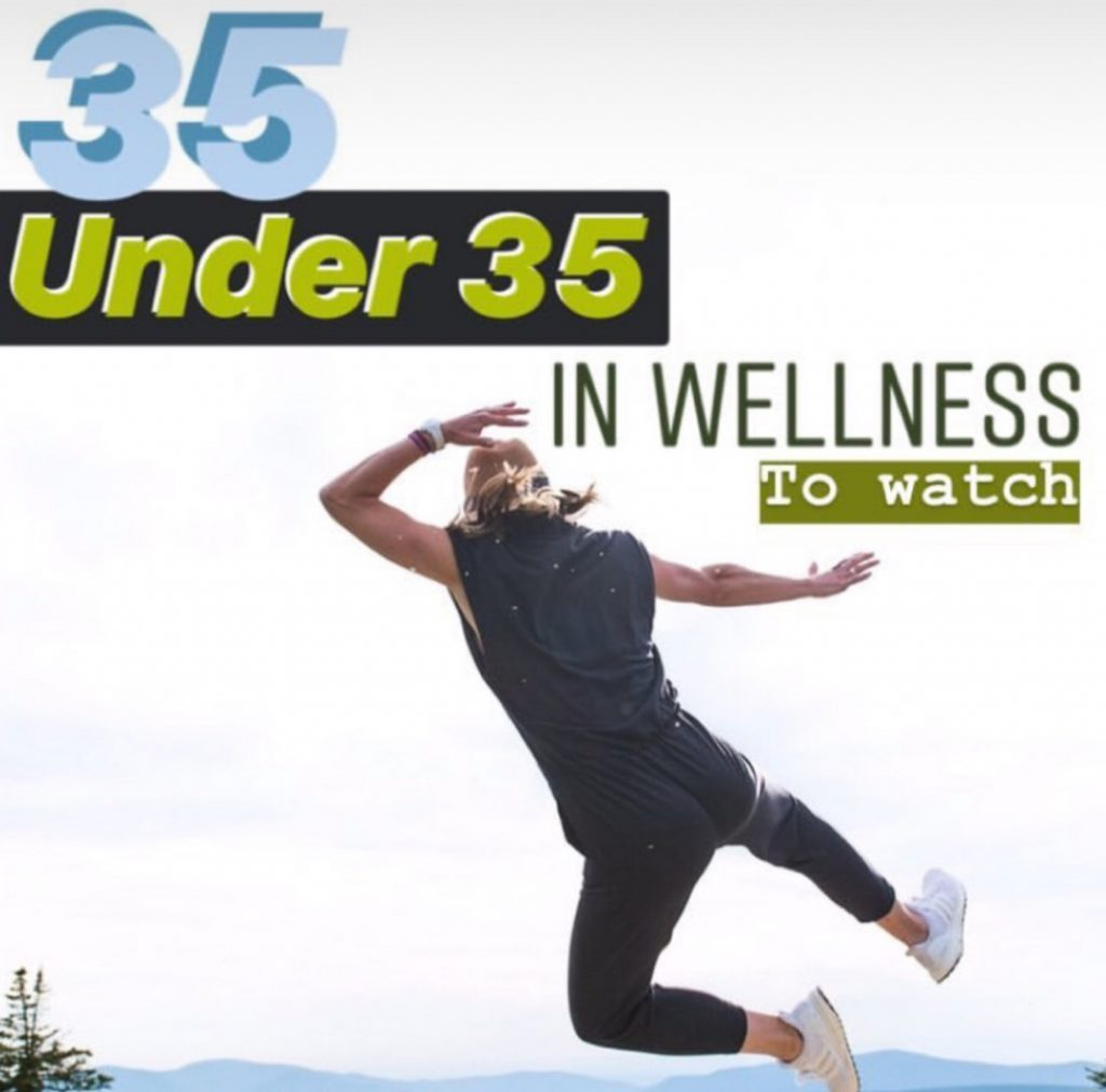 25 Under 35 feature